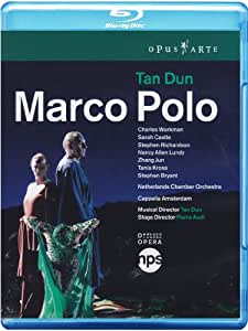 Tan Dun: Marco Polo - An Opera Within an Opera [Blu-ray] (Sous-titres français) [Import]