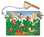 Melissa & Doug Bug-Catching Magnetic...