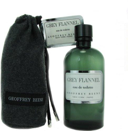 Geoffrey Beene - Eau de Grey Flannel, Eau de Toilette spray vaporisateur Vapo, 60 ml