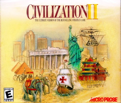 Sid Meier's Civilization II (Jewel Case) (Marco Polo Wonders Of The World compare prices)