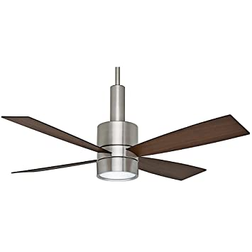 Casablanca Fan 59068 Bullet Brushed Nickel Ceiling Fan