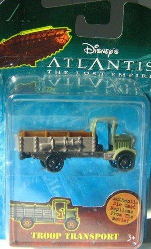 Die Cast Troop Transport Replica -2000 Disney's Atlantis: The Lost Empire Series - 1