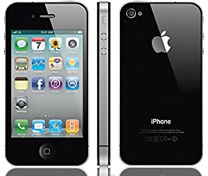Apple iPhone 4S 16GB Black - FACTORY UNLOCKED