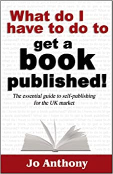 how to get a book published uk