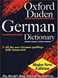 img - for The Oxford-Duden German Dictionary: German-English, English-German book / textbook / text book