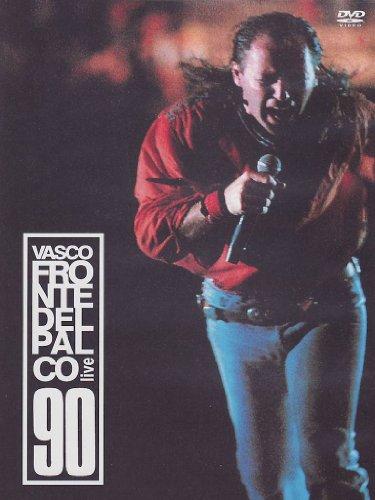 Vasco Rossi - Fronte Del Palco Live 90 (Pal/region 0) - Zortam Music