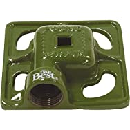 Do it Best Green Stationary Sprinkler-SQ STATIONARY SPRINKLER