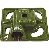 Do it Best Green Stationary Sprinkler-SQ STATIONARY SPRINKLER