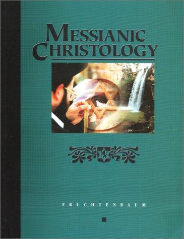 Messianic Christology, Arnold Fruchtenbaum, Arnold Fruchtenbaum