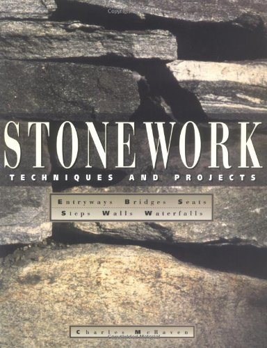 Stonework: Techniques and Projects: Charles McRaven: 9780882669762: Amazon.com: Books