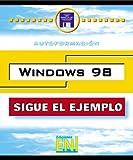 echange, troc Eni Publishing Ltd - Autoformación: Windows 98 colección sigue el ejemplo