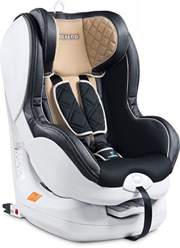 preisvergleich und test caretero defender isofix gruppe 1 9 18 kg autositz kindersitz beige. Black Bedroom Furniture Sets. Home Design Ideas