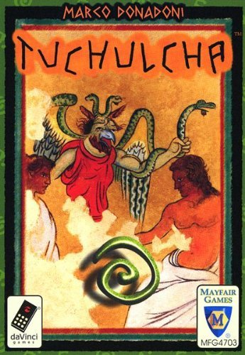 Tuchulcha Board Game By Mayfair Games by Mayfair Games