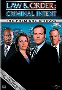Law & Order - Criminal Intent - The Premiere Episode