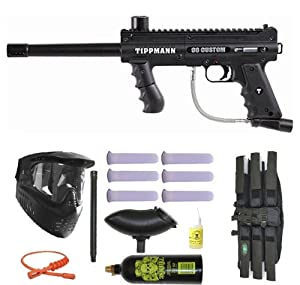 Buy Tippmann 98 Custom Paintball Marker Gun 3Skull Super Mega Set by 3Skull