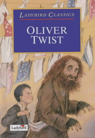 Oliver Twist (Ladybird Classics Book & CD)