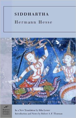 Siddhartha (Barnes & Noble Classics) written by Hermann Hesse