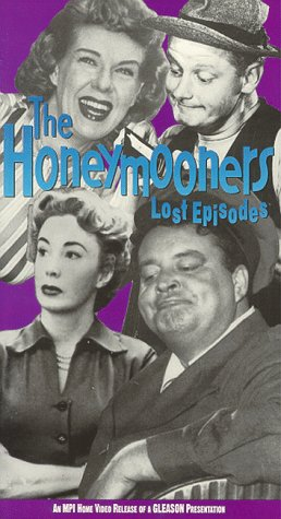 The Honeymooners Lost Episodes Vol 39 - The Man in Blue Suit / Vacation At Fred's Landing [VHS]