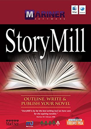 StoryMill [Download] [OLD VERSION]
