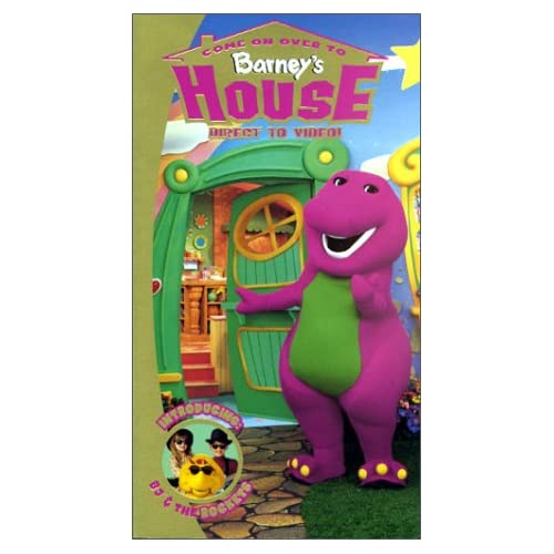 Amazon.com: Barney - Come on Over to Barney's House [VHS]: Barney