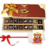 Enticing Assortment Of Chocolates And Truffles Treat With Sorry Card - Chocholik Belgium Chocolates