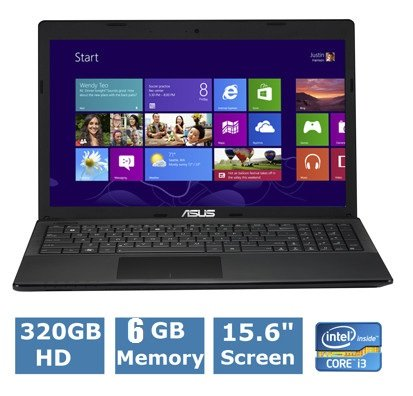 ASUS X55C Series Laptop Computer, Intel Core