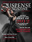 img - for Suspense Magazine December 2012 book / textbook / text book