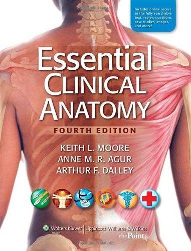 Essential Clinical Anatomy, 4th Edition
