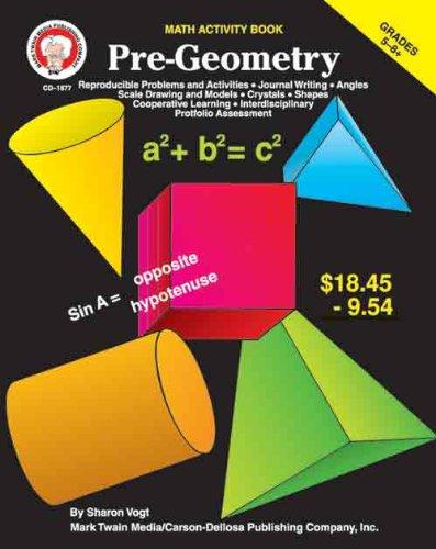 Pre-Geometry - 1