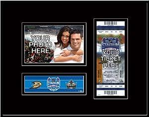 NHL Los Angeles Kings 2014 Stadium Series Ducks vs. Kings Your 4x6 Photo Ticket Frame