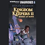 The Kingdom Keepers II: Disney at Dawn (       UNABRIDGED) by Ridley Pearson Narrated by Christopher Lane
