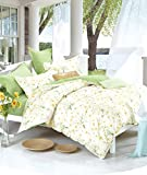 Spread English Home Luxury King Size Bedsheet With 2 Pillow Cover