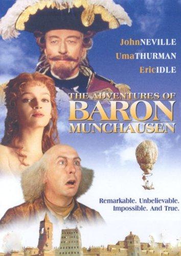 The Adventures of Baron Munchausen: Charles McKeown ...