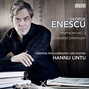 Enescu: Symphony No. 2 (Symphony For 12 Instruments) (Ondine: ODE 1196-2)