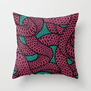 Inexpensive Throw Pillow Inserts : Amazon.com - Simple Design Cheap Pillowcase Coils Throw Pillow