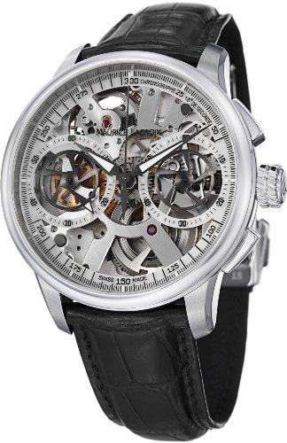 Maurice Lacroix Masterpiece Men's Mechanical Watch MP7128-SS001-100