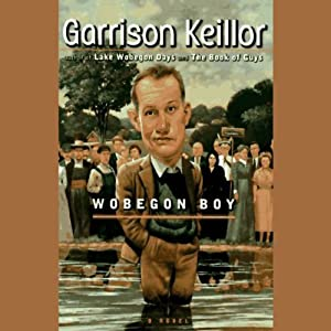 Wobegon Boy Audiobook
