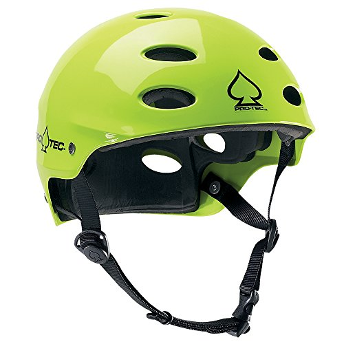 pro-tec-casco-da-ciclismo-ace-water-rental-giallo-gloss-neon-yellow-xxs