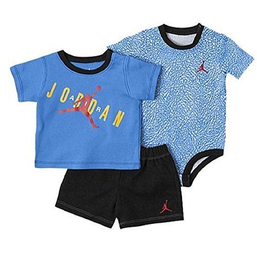 Nike Air Jordan 3 Piece Shorts Set front-1070186