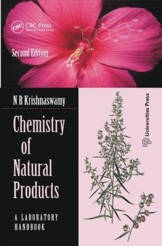 Chemistry of Natural Products: A Laboratory Handbook