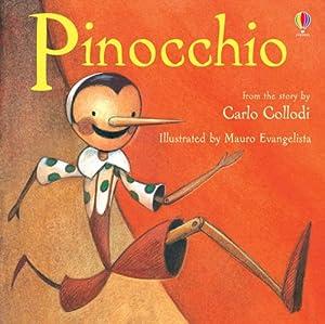 Pinocchio Usborne Picture Books Amazon Co Uk Carlo
