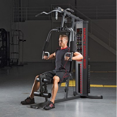 Marcy Mwm-990 Home Gym front-52302
