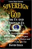 Sovereign God For Us And Through Us (Large Print)