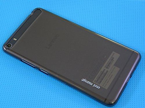 low cost 5d1bf 34e5f Cool Mango Premium Pudding TPU Back Cover for Lenovo Phab Plus - Flexible  Lenovo Phab Plus Case