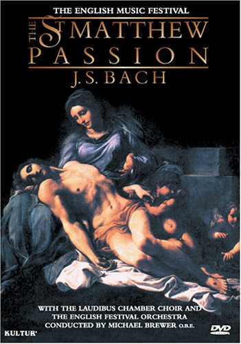 Cover art for  Bach: The Saint Matthew Passion