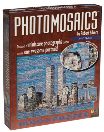 Cheap Buffalo Games Photomosaics Jigsaw Puzzle – New York City Skyline (B00005RZFU)