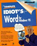 The Complete Idiot's Guide to Word fo...