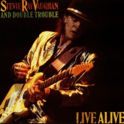 Live Alive Import Edition by Vaughan, Stevie Ray (1993) Audio CD by Stevie Ray Vaughan