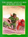 Image of Merry Adventures Of Robin Hood - Pb (Ic) (Troll Illustrated Classics)