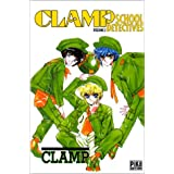 Clamp School Detectives, tome 2 ~ Clamp